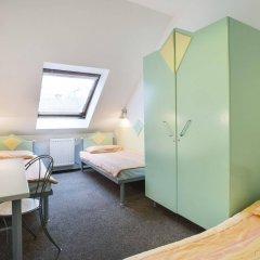 Отель Marco Polo Top Hostel Венгрия, Будапешт - 14 отзывов об отеле, цены и фото номеров - забронировать отель Marco Polo Top Hostel онлайн комната для гостей фото 4