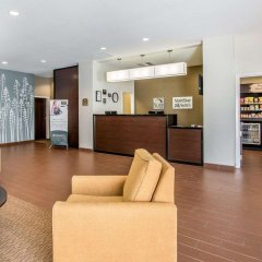 Отель Mainstay Suites Meridian интерьер отеля