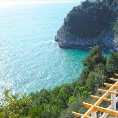 Отель Villa Duchessa d'Amalfi Конка деи Марини пляж