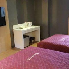 K City Hotel удобства в номере