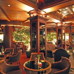 Bangkok Palace Hotel интерьер отеля