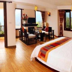 Sapa Elite Hotel удобства в номере фото 2