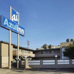 Отель Good Nite Inn West Los Angeles-Century City парковка