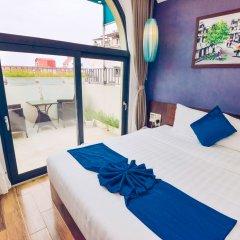 Отель Hanoi Bella Rosa Suite Hotel Вьетнам, Ханой - отзывы, цены и фото номеров - забронировать отель Hanoi Bella Rosa Suite Hotel онлайн комната для гостей фото 4