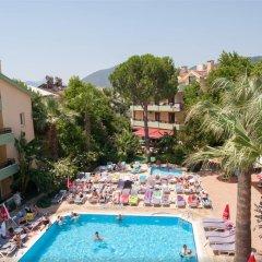 Отель Club Palm Garden Keskin Мармарис бассейн фото 3