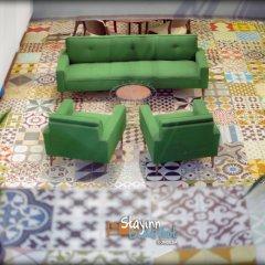 Отель Stayinn Barefoot Condesa Мехико интерьер отеля