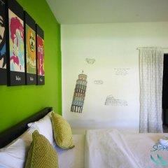 Отель Saphli Villa Beach Resort комната для гостей