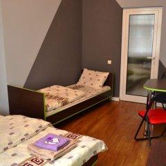 Wanted Hostel комната для гостей фото 4