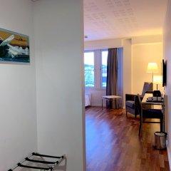Quality Hotel Airport Vaernes комната для гостей