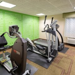 Отель La Quinta Inn Minneapolis Airport Блумингтон фитнесс-зал фото 3