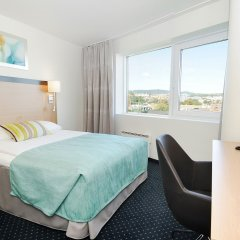 Anker Hotel Осло комната для гостей