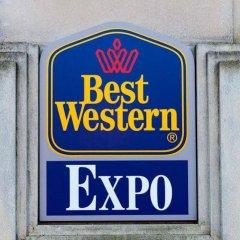 Отель Best Western Hotel Expo Бельгия, Брюссель - отзывы, цены и фото номеров - забронировать отель Best Western Hotel Expo онлайн банкомат