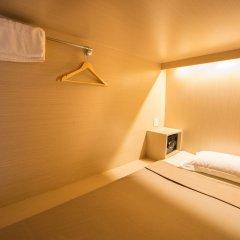 Cubic Bed Pratunam - Hostel Бангкок комната для гостей фото 3