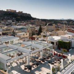 Elia Ermou Athens Hotel городской автобус