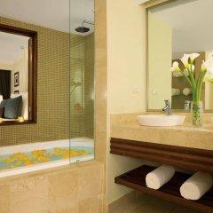 Отель Dreams Palm Beach Punta Cana - Luxury All Inclusive Доминикана, Пунта Кана - отзывы, цены и фото номеров - забронировать отель Dreams Palm Beach Punta Cana - Luxury All Inclusive онлайн ванная