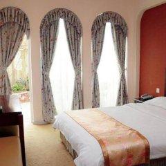 Lococo Garden Hotel Chongqing Jiangbei Branch комната для гостей фото 3