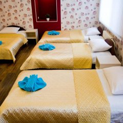 Гостевой Дом Альянс Великий Новгород комната для гостей фото 2