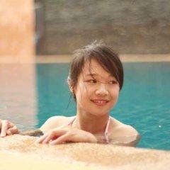 Отель Sunsmile Resort Pattaya Паттайя фитнесс-зал фото 4