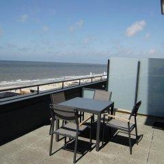 Poort Beach Hotel Apartments Bloemendaal балкон