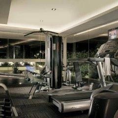 Отель Oakwood Residence Sukhumvit Thonglor Бангкок фитнесс-зал