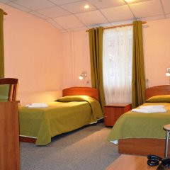 Гостиница Ринальди на Васильевском комната для гостей фото 5