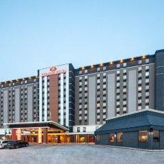 Отель Crowne Plaza Toronto Airport Канада, Торонто - отзывы, цены и фото номеров - забронировать отель Crowne Plaza Toronto Airport онлайн фото 4