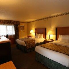 Отель Magnuson Grand Columbus North США, Колумбус - отзывы, цены и фото номеров - забронировать отель Magnuson Grand Columbus North онлайн комната для гостей фото 2
