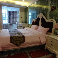 Xiamen Alice Theme Hotel Сямынь комната для гостей фото 3
