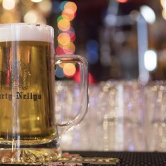 Отель Durty Nelly's - Hostel Нидерланды, Амстердам - отзывы, цены и фото номеров - забронировать отель Durty Nelly's - Hostel онлайн гостиничный бар