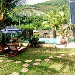 Отель Residence Les Cocotiers Французская Полинезия, Папеэте - отзывы, цены и фото номеров - забронировать отель Residence Les Cocotiers онлайн фото 5