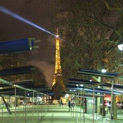 Отель Villa Saxe Eiffel спортивное сооружение