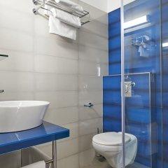 Отель Lion Premium Hotel Венгрия, Будапешт - отзывы, цены и фото номеров - забронировать отель Lion Premium Hotel онлайн ванная