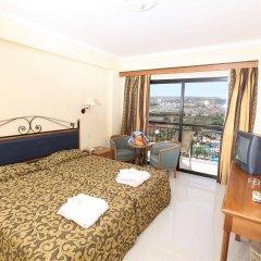 Отель Tsokkos Gardens Hotel Кипр, Протарас - 1 отзыв об отеле, цены и фото номеров - забронировать отель Tsokkos Gardens Hotel онлайн комната для гостей фото 3