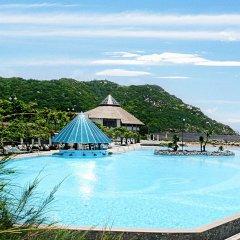 Отель Long Hai Beach Resort бассейн фото 2