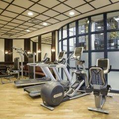 Отель Hilton Nuremberg фитнесс-зал фото 2