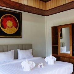 Отель Mermaid Beachfront Resort Ланта сейф в номере