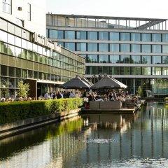 Отель Dutch Design Hotel Artemis Нидерланды, Амстердам - 8 отзывов об отеле, цены и фото номеров - забронировать отель Dutch Design Hotel Artemis онлайн приотельная территория