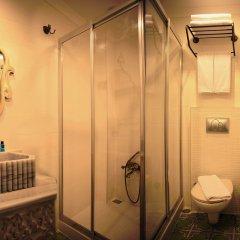 Kervan Hotel Турция, Стамбул - 1 отзыв об отеле, цены и фото номеров - забронировать отель Kervan Hotel онлайн ванная фото 2