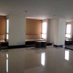 Отель August Suites Pattaya Паттайя парковка