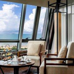 Отель Pullman Oceanview Sanya Bay Resort & Spa в номере