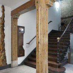 Отель Petit Palace Posada Del Peine сауна