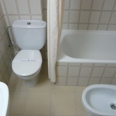 Hotel Vilobí ванная