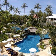 Отель Horizon Karon Beach Resort And Spa Пхукет бассейн