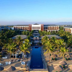 Отель Sunrise Premium Resort Hoi An пляж