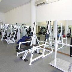 Отель Cresta President Габороне фитнесс-зал фото 2