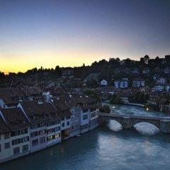 Отель Goldener Schlüssel Швейцария, Берн - 1 отзыв об отеле, цены и фото номеров - забронировать отель Goldener Schlüssel онлайн приотельная территория фото 2