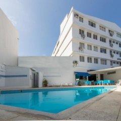 Отель Verde Mar Колумбия, Сан-Андрес - отзывы, цены и фото номеров - забронировать отель Verde Mar онлайн бассейн