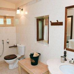 Отель WelcomHeritage Maharani Bagh Orchard Retreat ванная