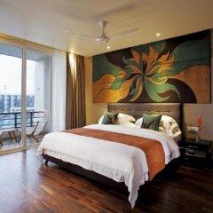 Отель Centara Ceysands Resort & Spa Sri Lanka Шри-Ланка, Бентота - 1 отзыв об отеле, цены и фото номеров - забронировать отель Centara Ceysands Resort & Spa Sri Lanka онлайн комната для гостей фото 5