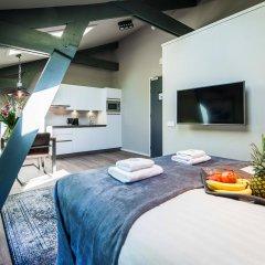 Апартаменты Yays Oostenburgergracht Concierged Boutique Apartments комната для гостей